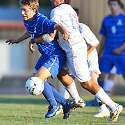 2010/2011 Boys Soccer: Auburn at Daphne