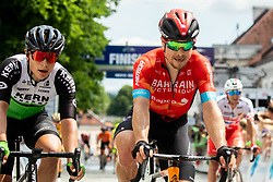 Jan TRATNIK of BAHRAIN VICTORIOUS during the 5th Stage of 27th Tour of Slovenia 2021 cycling race between Ljubljana and Novo mesto (175,3 km), on June 13, 2021 in Slovenia. Photo by Vid Ponikvar / Sportida