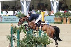 Goodin, Bruce, Caltona<br /> Hagen - Horses and Dreams<br /> Mittlere Tour - Zeitspringen<br /> © www.sportfotos-lafrentz.de/ Stefan Lafrentz