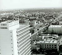 1976 Panorama of Hollywood