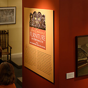 Portsmouth Historical Society Four Centuries of Furniture Exhibition Opening