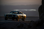 June 26-30 - Pikes Peak Colorado. Ralf Christensson works through sector 2 on the mountain during practice for the 91st running of the Pikes Peak Hill Climb.