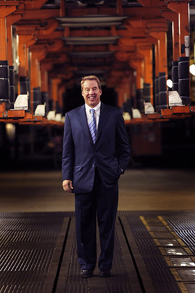 Ford Motor Company Chairman Bill Ford.