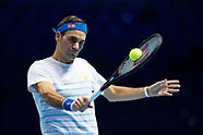 Tennis 09-11-2018. Nitto ATP Tour Finals 091118