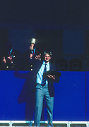 Henley, UNITED KINGDOM. Diamonds Winners, [L] Steve REDGRAVE, 1988 Henley Royal Regatta, Henley Reach. [Mandatory Credit Peter Spurrier/Intersport Images]