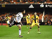 Valencia's  Ruben Vezo  during Spain King Cup match. December 16, 2015. (ALTERPHOTOS/Javier Comos)