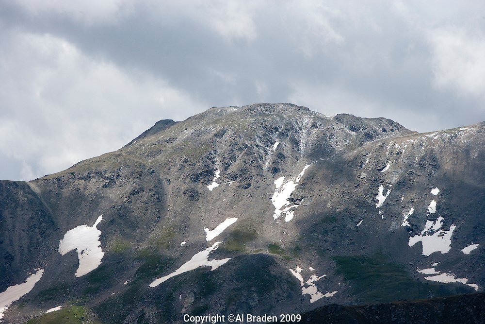 Mt. Massive from Native Lake Trail, Leadville, CO.