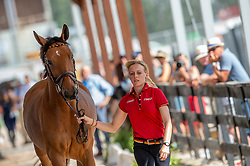 Klaphake Laura, GER, Catch Me If You Can 21<br /> World Equestrian Games - Tryon 2018<br /> © Hippo Foto - Jon Stroud<br /> 22/09/2018