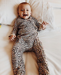 """Hana Nitsche releases a photo on Instagram with the following caption: """"The best thing on earth is when she smiles. \ud83d\udc7c\ud83d\udc95All the love I feel in my heart when looking at her little face Is sometimes so overwhelming, that I cry joy tears. And those long legs, beautiful little thing !!! I love our #munchkin \u2764\ufe0f\u2764\ufe0f\u2764\ufe0f\u2764\ufe0f\u2764\ufe0f\u2764\ufe0f\u2764\ufe0f @cwshowtime #babylove #babyrich #perfectsmile #joyful #babysmiles"""". Photo Credit: Instagram *** No USA Distribution *** For Editorial Use Only *** Not to be Published in Books or Photo Books ***  Please note: Fees charged by the agency are for the agency's services only, and do not, nor are they intended to, convey to the user any ownership of Copyright or License in the material. The agency does not claim any ownership including but not limited to Copyright or License in the attached material. By publishing this material you expressly agree to indemnify and to hold the agency and its directors, shareholders and employees harmless from any loss, claims, damages, demands, expenses (including legal fees), or any causes of action or allegation against the agency arising out of or connected in any way with publication of the material."""