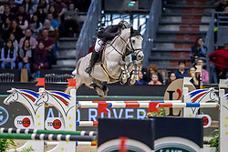 Robert Olivier, FRA, Vangog du Mas Garnier<br /> Jumping International de Bordeaux 2020<br /> © Hippo Foto - Dirk Caremans<br />  08/02/2020