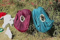 Skirts Drying