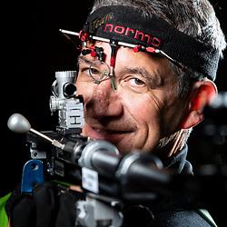 20200514: SLO, Shooting - Portrait of Rajmond Debevec