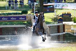 LUHMÜHLEN - Longines CCI5*-L/CCI4*-S Meßmer Trophy<br /> Deutsche Meisterschaften 2021<br /> <br /> LISSINGTON Samantha (NZL), Ricker Ridge Rui<br /> Teilprüfung Gelände/Cross Country<br /> LONGINES CCI5*-L<br /> <br /> Luhmühlen, Turniergelände<br /> 19. June 2021<br /> © www.sportfotos-lafrentz.de/Stefan Lafrentz