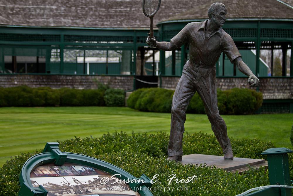 Newport Tennis Museum, Newport, Rhode Island