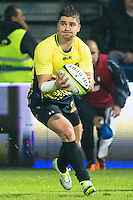 Valentin Calafeteanu of Romania during their  rugby test match between Romania and USA, on National Stadium Arc de Triomphe in Bucharest, November 8, 2014.  Romania lose the match against USA, final score 17-27.
