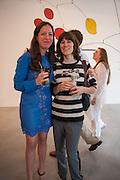 PILAR ORDOVAS; BELLA FREUD, Pilar Ordovas hosts a Summer Party in celebration of Calder in India, Ordovas, 25 Savile Row, London 20 June 2012