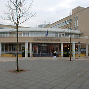 NLD/Huizen/20060104 - Gemeentehuis gemeente Huizen Graaf Wichman