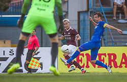 14#during the match of 6th. round of 2. Slovenian National League between NK Triglav Kranj an NK Roltek Dob, on 12.09.2020 in Kranj, Slovenia. Photo by Urban Meglič / Sportida