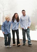 Cole Family Portraits