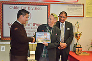 Cable Car Division Operator of the Month | Celso Abueg  | November 14, 2012