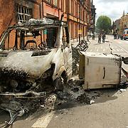 2011080701-Tottenham Riots Aftermath