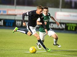 Falkirk's Aaron Muirhead. Falkirk 3 v 2 Hibernian, Scottish Premiership play-off final, played 13/5/2016 at The Falkirk Stadium.