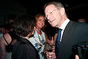 ARCHDUCHESS Francesca von Habsburg; SIR NICHOLAS SEROTA,   , The Launch of Food for thought, Thought for Food, The Creative Universe of El Bulli's Ferran Adria. Edited by Richard Hamilton and Vincente Todoli. The double Club, 7 Torrens st. London EC1. 22 June 2009