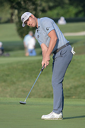 August 10, 2018 - Town And Country, Missouri, U.S - LUKE LIST from Long Beach California, USA  during round two of the 100th PGA Championship on Friday, August 10, 2018, held at Bellerive Country Club in Town and Country, MO (Photo credit Richard Ulreich / ZUMA Press) (Credit Image: © Richard Ulreich via ZUMA Wire)