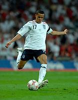 Photo: Richard Lane.<br />England v Brazil. International Friendly. 01/06/2007. <br />England's Jermaine Jenas.