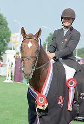 Klompmaker Hester-Plato<br />KWPN Paardendagen 2001<br />Photo © Dirk Caremans