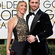 74th Annual Golden Globe Awards <br /> Red Carpet Arrivals<br /> Photo By Lisa Rose/lisarosephoto.com