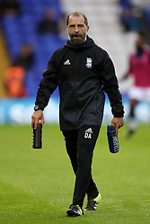 Birmingham City head of sports science and medical David Alvarez