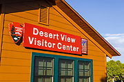 The Desert View Visitor Center, Grand Canyon National Park, Arizona USA