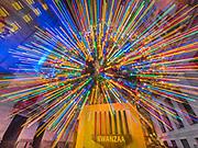 Wall Street FiDi Christmas Tree & Kwanza, NYC