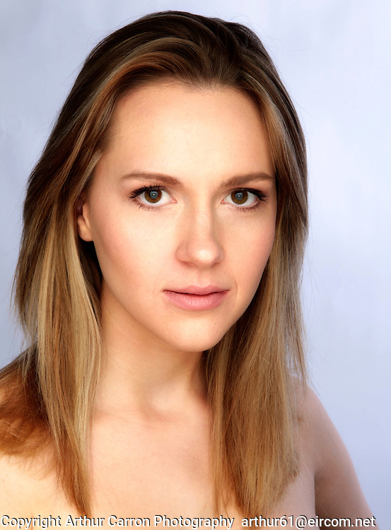 Hannah McDonnell, beauty shots, MAkeup by Danielle Horan. Pictures: ARthur Carron