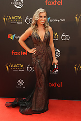 Celebrities arrive on the red carpet for the Australian Academy Cinema Television Arts (AACTA) Awards at The Star, Pyrmont. 05 Dec 2018 Pictured: tbc. Photo credit: Richard Milnes / MEGA TheMegaAgency.com +1 888 505 6342