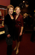 Annabel Clark and Lynn Redgrave. book party 'Journal' A Mother & Daughter's Recovery from Breast Cancer' by Lynn Redgravewith photographs by her daughter Annabel Clark.  The Theatre Museum, Russell Street, London. 8th March 2005. ONE TIME USE ONLY - DO NOT ARCHIVE  © Copyright Photograph by Dafydd Jones 66 Stockwell Park Rd. London SW9 0DA Tel 020 7733 0108 www.dafjones.com