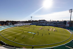 File photo dated 26-09-2018 of General view of the Kia Oval, London.