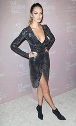 September 13, 2018 - New York, New York, U.S. - Candice Swanepoel at Rihanna's 4th Annual Diamond Ball held at Cipriani Wall Street in New York City. (Credit Image: © Starmax/Newscom via ZUMA Press)