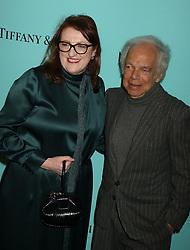 April 19, 2017 - New York, New York, U.S. - Harper's Bazaar Editor In Chief GLENDA BAILEY and designer RALPH LAUREN attend the Tiffany & Co. and Harper's Bazaar 150th Anniversary Event held at the Rainbow Room. (Credit Image: © Nancy Kaszerman via ZUMA Wire)