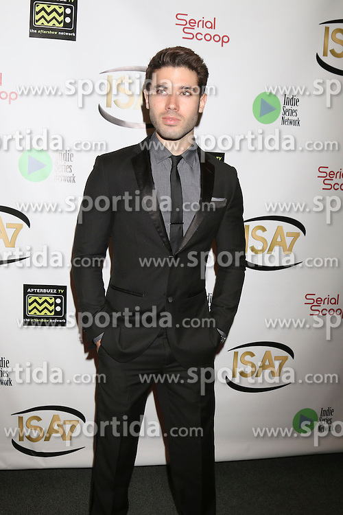 Kristos Andrews at the 7th Annual Indie Series Awards at the El Portal Theater on April 6, 2016 in North Hollywood, CA. EXPA Pictures © 2016, PhotoCredit: EXPA/ Photoshot/ Kerry Wayne<br /> <br /> *****ATTENTION - for AUT, SLO, CRO, SRB, BIH, MAZ, SUI only*****
