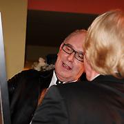 NLD/Amsterdam/20080310 - DVD box presentatie Wim Sonneveld, Hans van der Woude, en Jacques van Veen