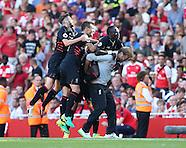 140816 Arsenal v Liverpool