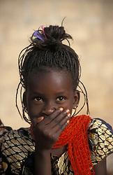 Girl, Senegal