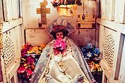 El Santuario de Chimayo votive offerings