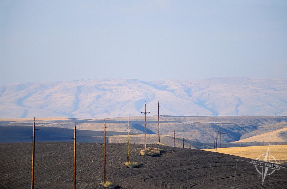 I-197, The Dufur Region, Oregon