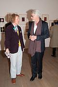 GRAYSON PERRY; CHRIS DERCON, Yayoi Kusama opening. Tate Modern. London. 7 February 2012