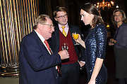 GEORGE GUISE; TOBY GUISE; LAETICIA CASH, Celebration of the  200TH Anniversary of the  Birth of Rt.Hon. John Bright MP  and the publication of <br /> ÔJohn Bright: Statesman, Orator, AgitatorÕ by Bill Cash MP. Reform Club. London. 14 November 2011. <br /> <br />  , -DO NOT ARCHIVE-© Copyright Photograph by Dafydd Jones. 248 Clapham Rd. London SW9 0PZ. Tel 0207 820 0771. www.dafjones.com.<br /> GEORGE GUISE; TOBY GUISE; LAETICIA CASH, Celebration of the  200TH Anniversary of the  Birth of Rt.Hon. John Bright MP  and the publication of <br /> 'John Bright: Statesman, Orator, Agitator' by Bill Cash MP. Reform Club. London. 14 November 2011. <br /> <br />  , -DO NOT ARCHIVE-© Copyright Photograph by Dafydd Jones. 248 Clapham Rd. London SW9 0PZ. Tel 0207 820 0771. www.dafjones.com.
