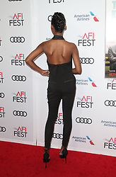 AFI Fest 2018 world premiere screening of The Kominsky Method at the TCL Chinese Theater in Hollywood,California on November 10, 2018, CAP/MPIFS ©MPIFS/Capital Pictures. 10 Nov 2018 Pictured: Ashleigh LaThrop. Photo credit: MPIFS/Capital Pictures / MEGA TheMegaAgency.com +1 888 505 6342