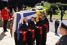 Duke of Edinburgh funeral - 17 April 2021